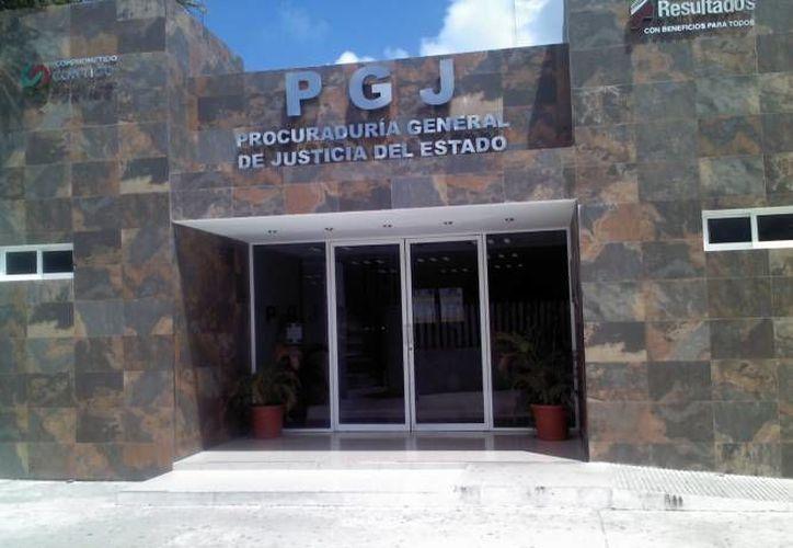 Agentes de la Policía Judicial pusieron los detenidos a disposición del Ministerio Público. (Archivo/SIPSE)
