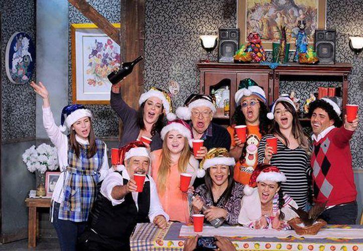 Todos los personajes del popular programa se presentarán en la puesta en escena. (Foto: El Sol del Bajío)