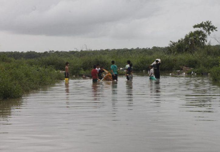 El objetivo del fondo es apoyar a las personas que han sido afectadas por los fenómenos naturales. (Redacción/SIPSE)