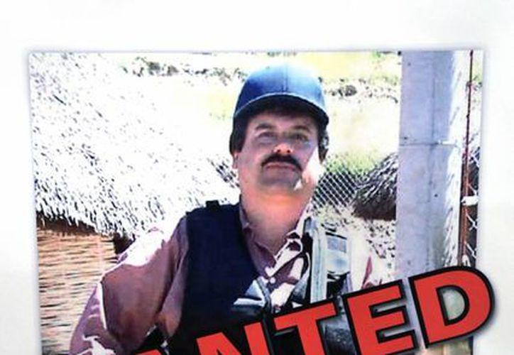 Por los menos cinco sujetos fueron detenidos durante un operativo de la Marina en Mazatlán. Uno de ellos podría ser el narcotraficante Joaquín Guzmán Loera (foto), pero esto no ha sido confirmado. (Agencias)