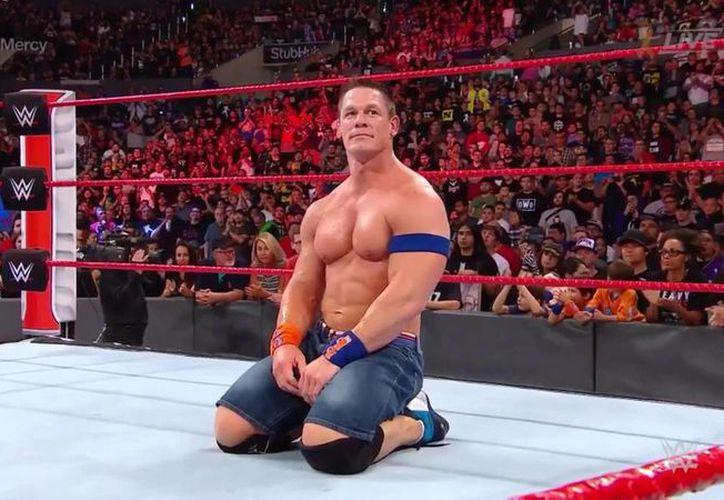 El luchador declaró que no sabe por cuánto podrá aguantar el ritmo de 'élite'. (Foto: Contexto/Internet)
