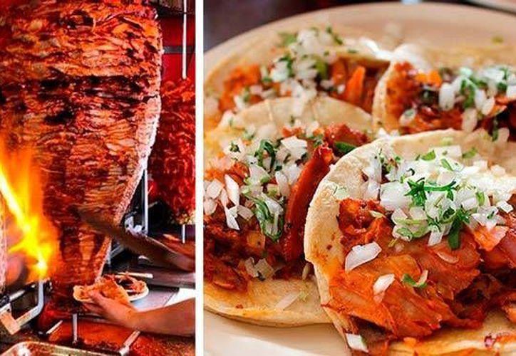 Los tacos al pastor son de los preferidos de los mexicanos. (Contexto/Internet)