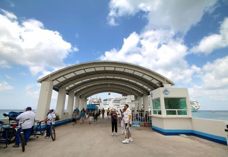 Un promedio de 48 mil pasajeros llegarán al destino. (Redacción/SIPSE)