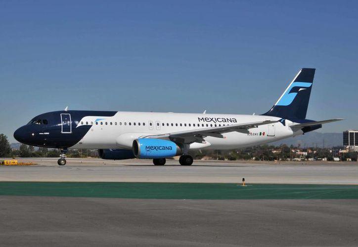 Los nueve aviones fueron dejados en garantía por un crédito adquirido por Mexicana de Aviación. (Milenio)