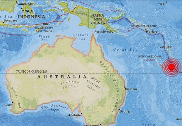 Nueva Caledonia es un territorio de dependencia francesa con un estatus de colectividad especial. (RT)