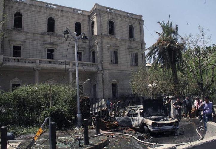 El ataque dejó una veintena de muertos. (EFE)