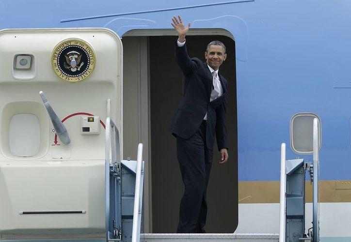 Desde el inicio del primer mandato, Obama fue acusado de haber creado una West Wing dominada por hombres. (Agencias)