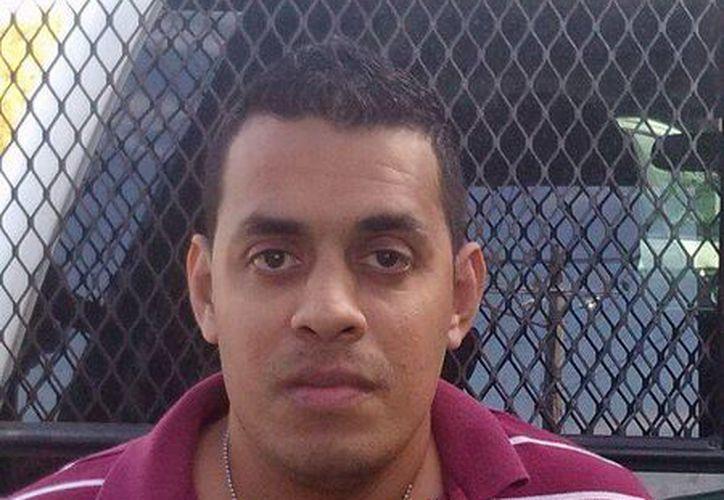 Erik Arianda Guzmán, de 31 años de edad, fue detenido y puesto a disposición de las autoridades ministeriales. (Redacción/SIPSE)