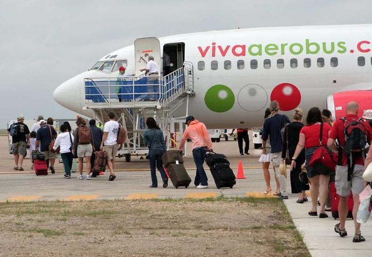 Viva espera volar a cerca de 16 mil pasajeros durante el primer año de operación de esta ruta. (Contexto)