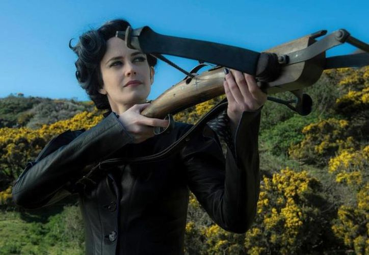 Escena del film <i>Miss Peregrine's Home for Peculiar Children</i>, que protagoniza Eva Green. (20TH Century Fox)
