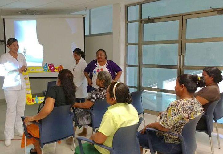 El Gobierno del Estado gestionó recursos para la contratación de enfermeras que tendrán a su cargo el servicio las 24 horas. (Joel Zamora/SIPSE)