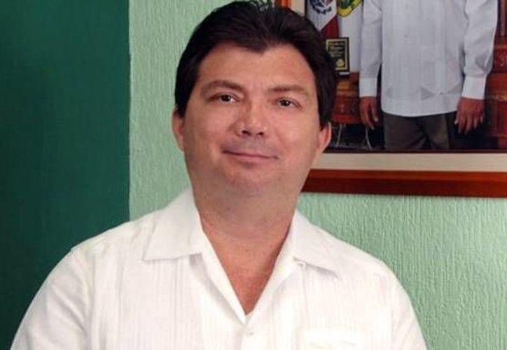 Jorge Mendoza Mézquita, secretario de Salud estatal,  destacó el trabajo de capacitación que desarrolla la Codamedy en las escuelas de medicina, colegios e instancias de salud. (Milenio Novedades)