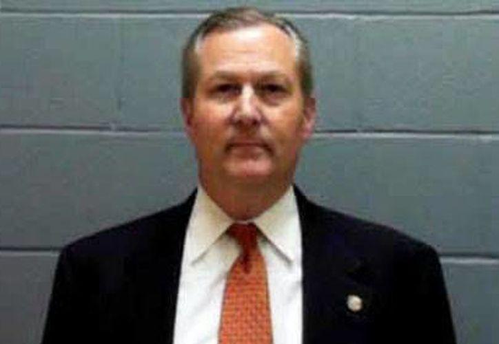 Mike Hubbard es favorito en las próximas elecciones legislativas del mes de noviembre. (AP)