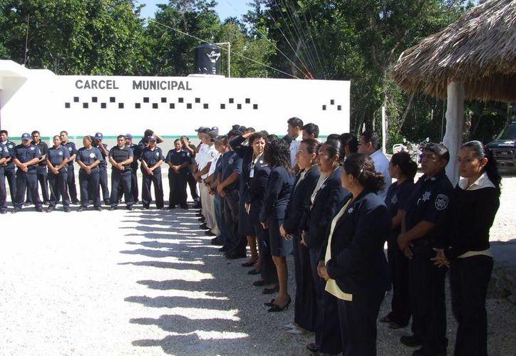 Los elementos policiales son contra quienes se presentan más quejas ante la  Comisión de Derechos Humanos del Estado.  (Rossy López/SIPSE)