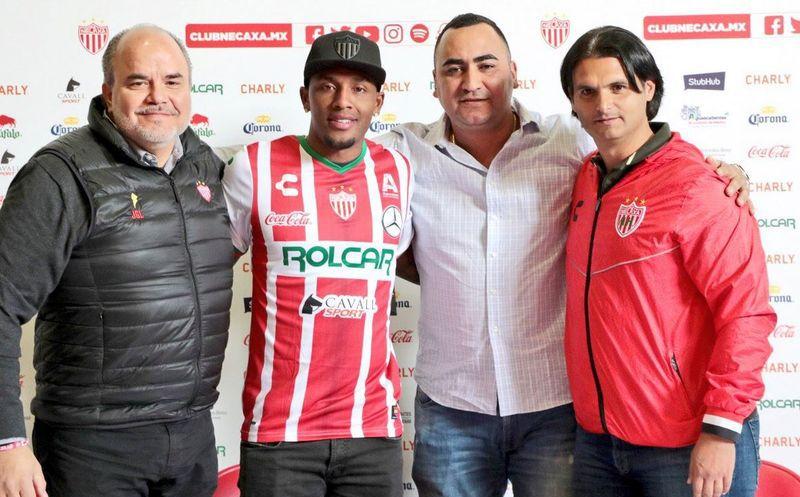 Necaxa ficha a un colombiano que viene del futbol de Europa