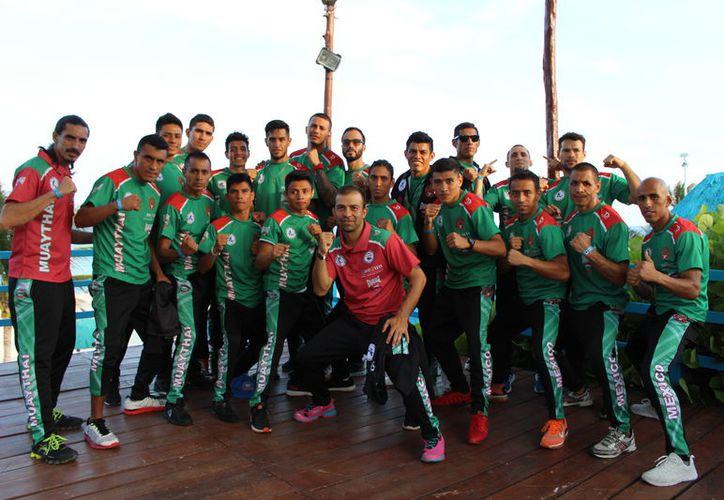 La selección de México participará en este evento internacional de artes marciales. (Raúl Caballero/SIPSE)