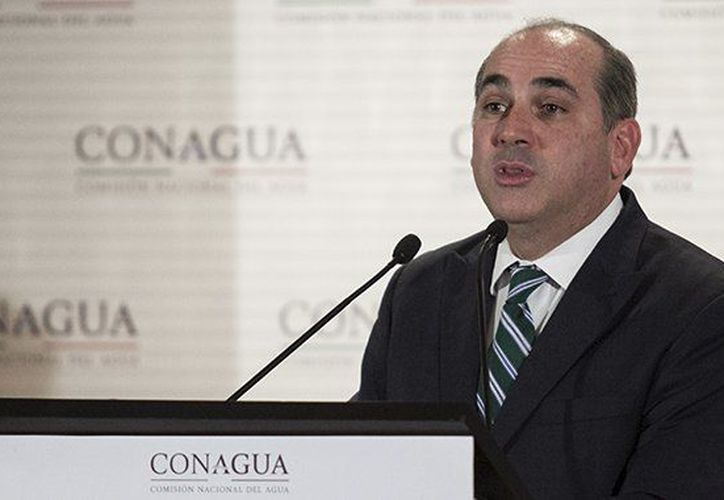 """Roberto Ramírez de la Parra, director de la Comisión Nacional del Agua (Conagua), refirió que los rumores sobre la privatización del agua son """"ataques falsos""""  (Foto: Conagua)"""