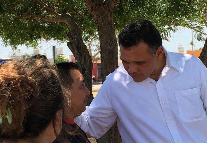 El Gobernador realizó diversas actividades relativas al inicio del Escudo Yucatán en la entidad. (Facebook/Gobierno del Estado de Yucatán)