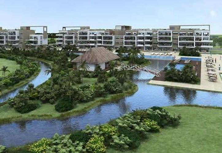El hotel Grand Coral Riviera Maya que forma parte de las construcciones del grupo realizadas en el Caribe mexicano. (Contexto/Internet)
