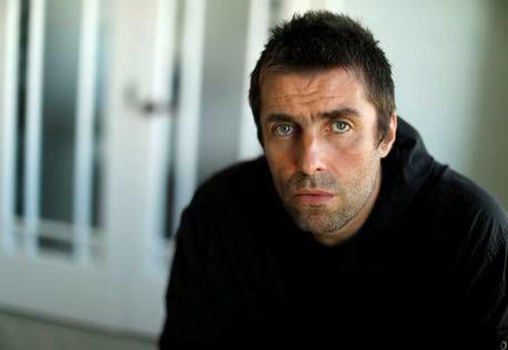 El ex integrante del grupo Oasis, fue grabado por unas cámaras de seguridad. (Reuters)