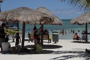 Cinco meses de calor para Quintana Roo