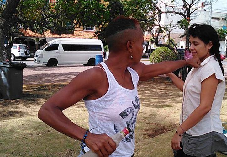 El acoso en la vía pública es una de las principales problemáticas a las que se enfrentan a diario mujere. (Daniel Pacheco/ SIPSE)
