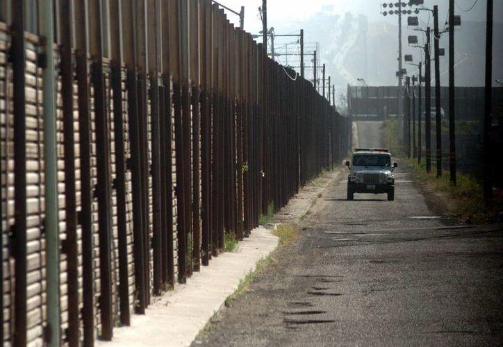 La frontera no debe concebirse como espacio militarizado, señalan. (Notimex)