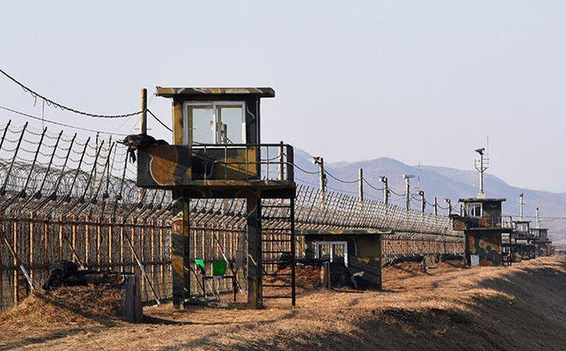 Corea del Sur hace disparos de advertencia en la frontera