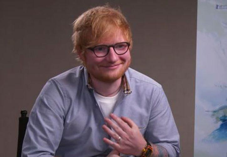 Fue en enero de este año cuando, a través de su cuenta de Instagram, Ed anunció su compromiso con Cherry. (Hola)