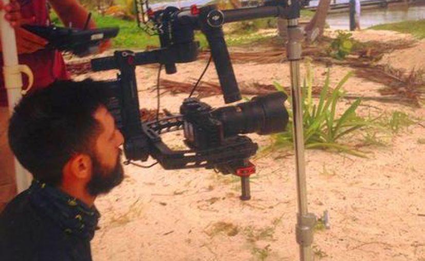 El documental 'Wild Riviera Maya' o 'Riviera Maya Salvaje' lleva un año de rodaje.(Cortesía/Orgfas)