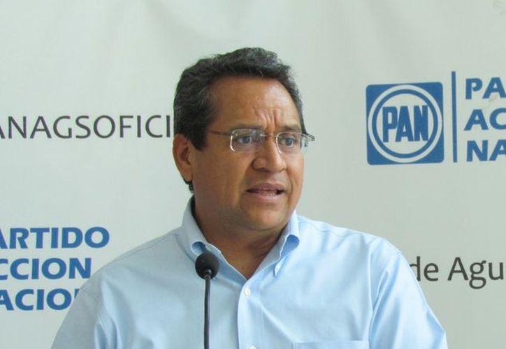 Juan Manuel Oliva: necesitamos volver a 'sembrar' a través de la capacitación y la formación. (Archivo Notimex)
