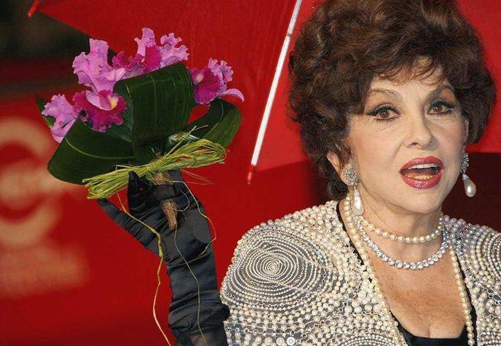 La actriz, considerada 'la mujer más bella del mundo' en su tiempo, dijo que nunca dio su autorización para la 'boda' con Rigau. (Agencias)