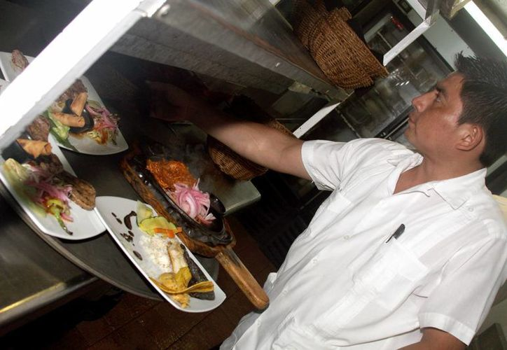 La Riviera Maya goza de buen prestigio en materia gastronómica.  (Adrián Monroy/SIPSE)