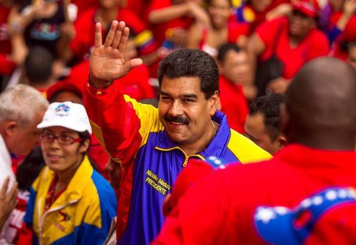 Maduro dijo que Lennon tenía 'un amor irreverente' por la humanidad. (EFE)