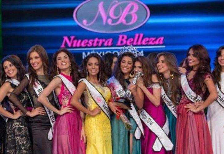 La anterior edición de Nuestra Belleza México fue ganada por Wendolly Esparza, quien últimamente logró clasificarse entre las 15 semifinalistas de Miss Universo. (www2.esmas.com)