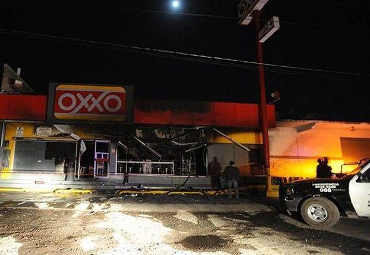 Los atentados a la cadena de tiendas de conveniencia se registraron el pasado 19 de enero. (maspormas.com)