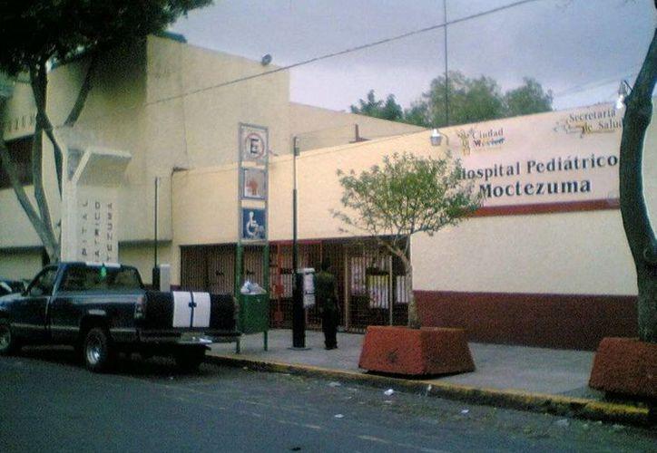 El menor se encuentra internado en el Hospital Pediátrico de Moctezuma. (panoramio.com)