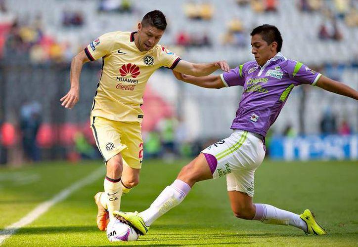 América se encuentra motivado, luego de haber derrotado 1x0 a Xolos de Tijuana, en la Jornada 13 de la Liga MX.(Archivo/SIPSE)