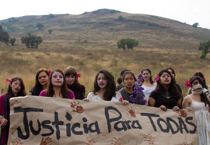 Hubo una mayor concentración de homicidios en mujeres jóvenes, pues la mitad de las víctimas tenían entre 15 y 35 años. (Proceso)