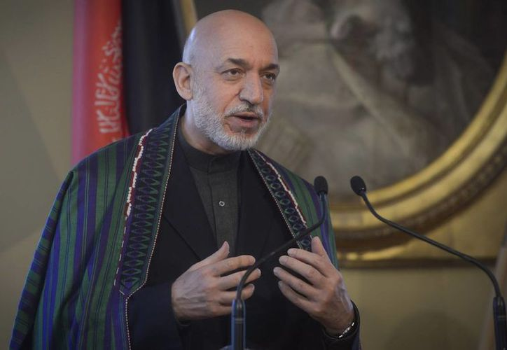 Hamid Karzai: la asistencia fue utilizada para diversos propósitos, incluido el tratamiento de enfermos. (EFE)