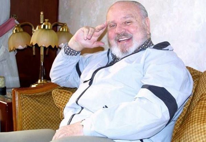 El actor Carlos Cámara fue reconocido por realizar trabajos de villano dentro de la televisión mexicana.(Archivo/Notimex)