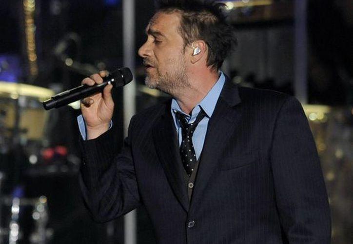 'Tanto ser rockstar te hace olvidar lo que es ser una estrella. Para mí, el talento sigue siendo lo más importante de todo', señaló Vicentico. (Agencias)