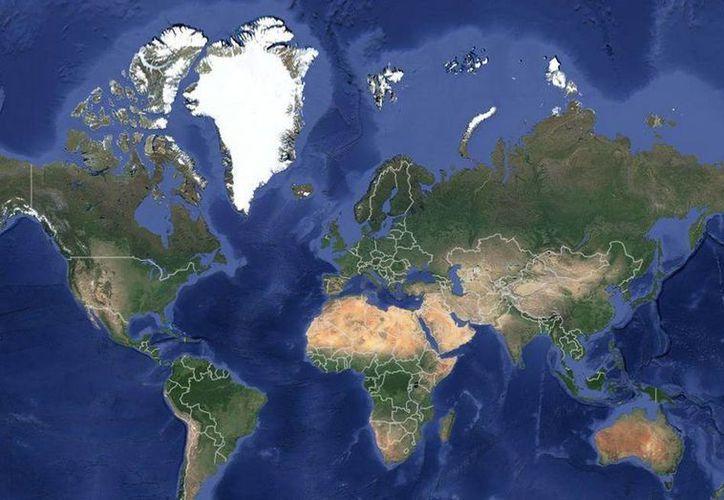 El canal 'TruTV' ha recopilado una serie de lugares de todo el mundo que no aparecen en el Google maps. (googlemaps.com)