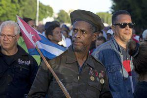 Cuba despide a Fidel Castro