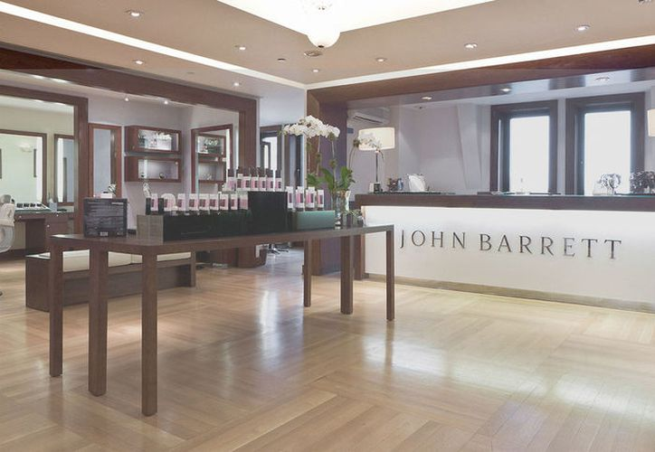 El John Barrett Salon enfrenta una demanda por 1.3 millones de dólares, interpuesta por Carlos Slim. (johnbarrett.com)