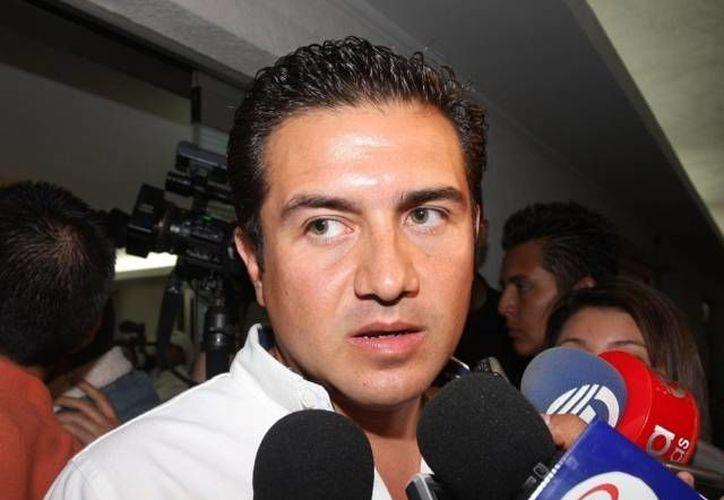 El panista Miguel Ángel Yunes Márquez fue denunciado por presunto uso electoral del programa Oportunidades en Veracruz. (Archivo SIPSE)