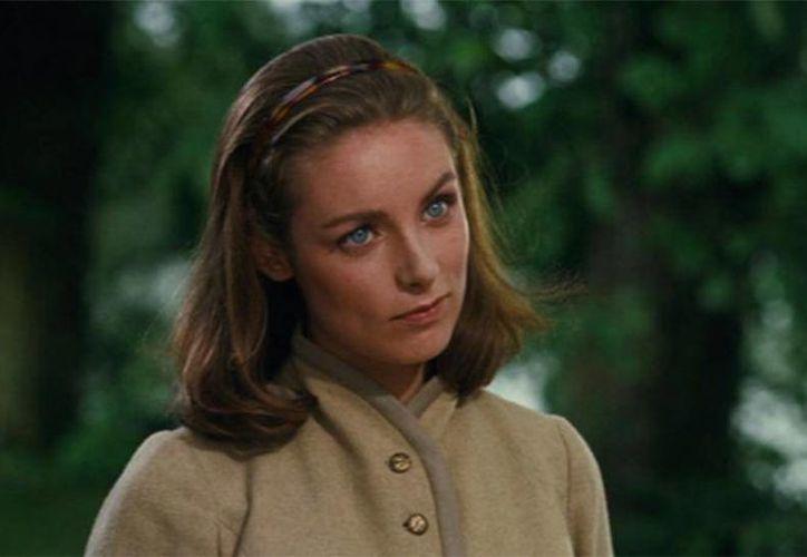 A sus 21 años, Charmian Carr interpretó a Liesl Von Trapp en la famosa película de 1965 'The sound of music'. (Imagen tomada de Yahoo.com)