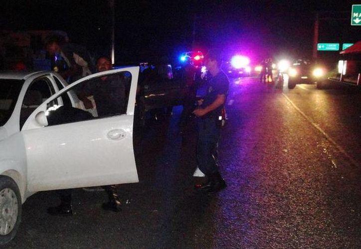 Se realizarán patrullajes en la zona rural de Othón P. Blanco. (Cortesía/SIPSE)