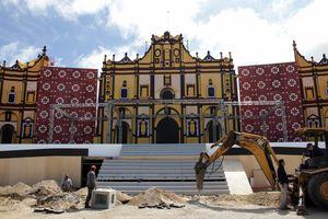 México, listo para recibir al Papa Francisco