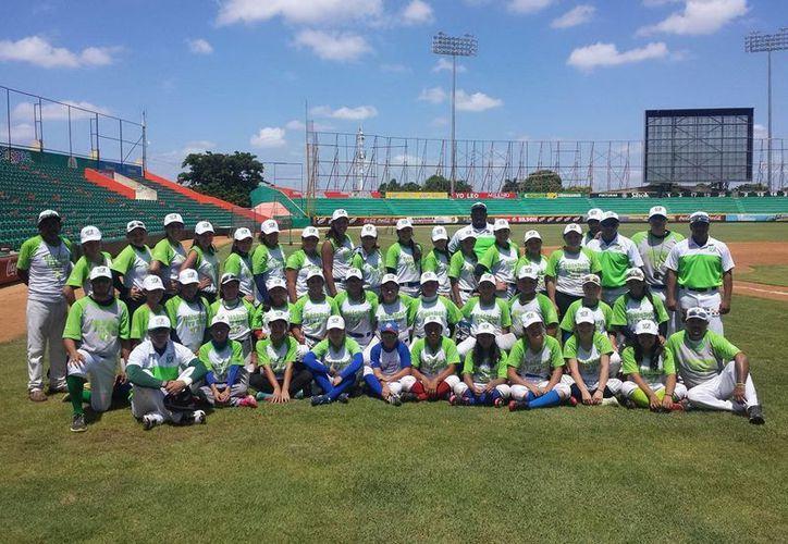 Preselección mexicana de beisbol para los Juegos Panamericanos de Toronto en 2015. (Milenio Novedades)